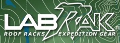 LabRak is an Oregon based company specializing in modular expedition roof racks and accessories. Founded in 2009, LabRak has combined its knowledge, experience and research to develop a roof rack like no other. With his faithful K9, Hurley a chocolate Labrador, by his side, Shane dedicated his time to collecting and converting information from various sources, including the general public, professional in the field, law enforcement and military professionals to develop and build a modular roof rack system that allows for expansion and compatibility with already existing roof rack products.  This allows everyone from the weekend outdoorsman to the dedicated overlander to have a LabRak that meets their outdoor wants and needs.Shane, Hurley and LabRak's staff continue to develop new products that meet the demands their clientele.