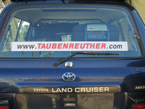Taubenreutehr, GmbH: completed the bulk of upgrades to our truck.