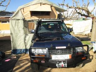 ARB Simpson III rooftop tent
