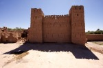 Ruins of an old Kasbah.